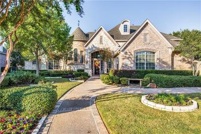 Flower Mound Single Family Home For Sale: 5317 Balmoral Lane