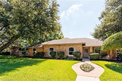 Plano Single Family Home For Sale: 3336 Whiffletree Drive