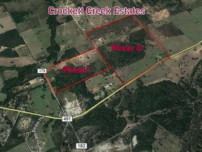 Stephenville Residential Lots & Land For Sale: Cr179