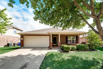 Forney Single Family Home Active Option Contract: 509 Wolf Drive