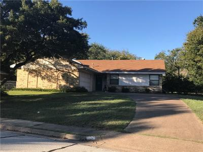 Duncanville Single Family Home Active Option Contract: 309 Memory Lane