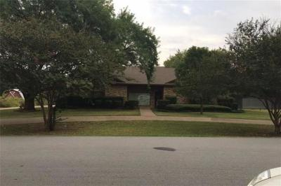 Colleyville Single Family Home For Sale: 7213 Overland Trail