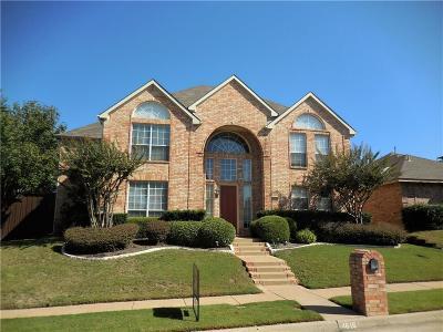 Carrollton Single Family Home Active Option Contract: 4616 Cherokee Path