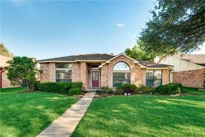 Garland Single Family Home Active Option Contract: 132 Kingsbridge Drive