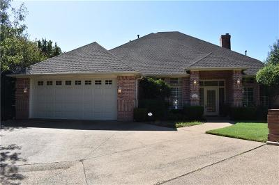 Fort Worth Single Family Home For Sale: 2721 Heritage Hills Drive