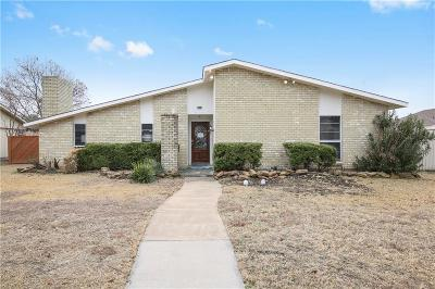 The Colony TX Single Family Home For Sale: $258,000
