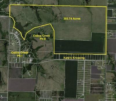 Farmersville Farm & Ranch For Sale: 0000 Fm 547