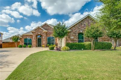Plano TX Single Family Home Active Option Contract: $334,900