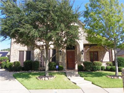 North Richland Hills Single Family Home Active Option Contract: 8316 Johns Way