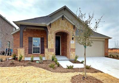 Little Elm Single Family Home For Sale: 1720 Yellowthroat Drive