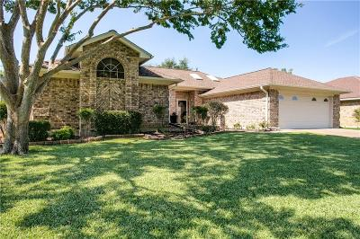 North Richland Hills Single Family Home Active Option Contract: 5709 Guadalajara Drive