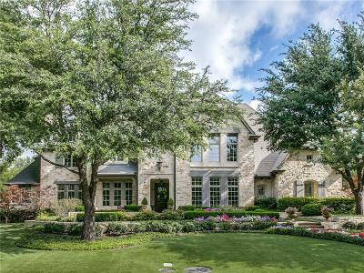 Dallas Single Family Home For Sale: 66 Braewood Place