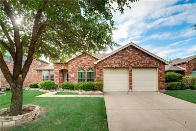 Forney Single Family Home Active Option Contract: 116 Stampede Trail