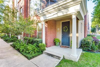 Dallas Condo For Sale: 4411 McKinney Avenue #39