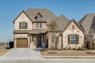 Prosper Single Family Home For Sale: 2721 Old Shire Path Road