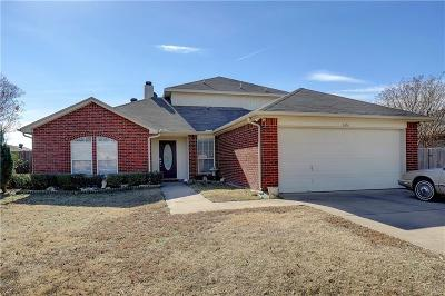 Aledo Single Family Home For Sale: 606 Rolling Hills Drive