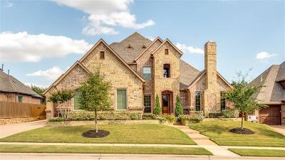 North Richland Hills Single Family Home Active Option Contract: 8504 High Point Court