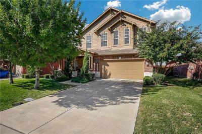 Lewisville Single Family Home For Sale: 724 E Marina Vista Drive
