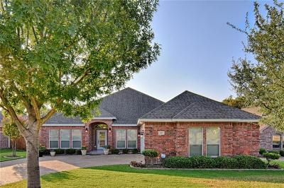 Kennedale Single Family Home Active Option Contract: 600 Oak Leaf Drive