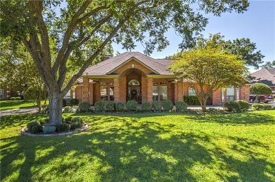 Granbury Single Family Home For Sale: 6001 Nutcracker Drive
