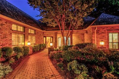Plano Single Family Home Active Option Contract: 3800 Nantucket Drive