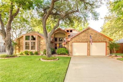Grapevine Single Family Home For Sale: 3406 Spring Willow Drive