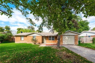 North Richland Hills Single Family Home Active Option Contract: 4905 Colorado Boulevard