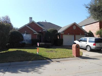Mckinney Single Family Home For Sale: 2910 Stonepointe