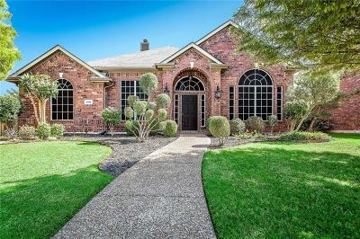 Allen Single Family Home Active Contingent: 1006 Carlsbad Drive
