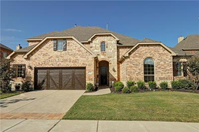 Frisco Single Family Home For Sale: 10985 Pike Lake Drive