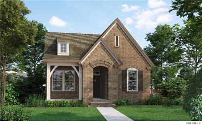 Rowlett Single Family Home For Sale: 8814 Homestead Drive