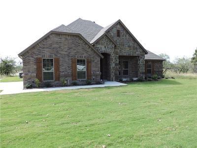Brock Single Family Home For Sale: 134 Post Oak Way