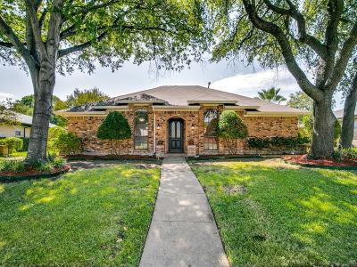 Plano TX Single Family Home Active Option Contract: $309,900