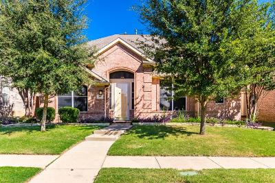 Allen Single Family Home For Sale: 519 Castleford Drive