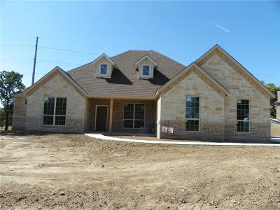 Weatherford Single Family Home For Sale: 3501 Marina Link Drive