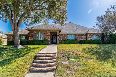 Desoto Single Family Home Active Option Contract