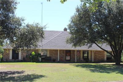 Kaufman Single Family Home For Sale: 6168 Quail Run