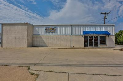 Weatherford Commercial For Sale: 915 Fort Worth Highway