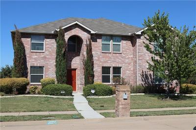 Rockwall Single Family Home For Sale: 3004 Fallbrook Drive