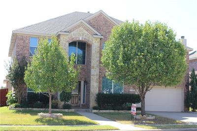 Crawford Farms Add Single Family Home For Sale: 10216 Crawford Farms Drive