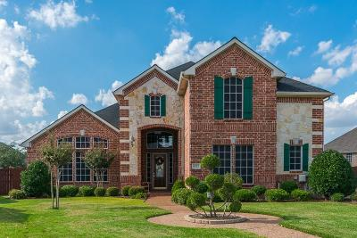 Flower Mound Single Family Home Active Option Contract: 6121 Beau Ridge Court