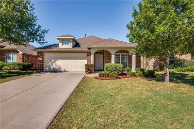 Little Elm Single Family Home For Sale: 2733 Evening Mist Drive