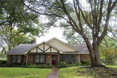 Garland Single Family Home For Sale: 5802 Timberview Circle