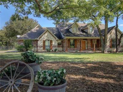 Aledo Single Family Home For Sale: 115 Branch Hollow Lane
