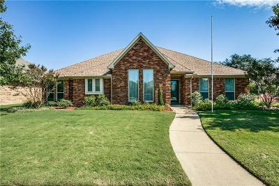 Carrollton Single Family Home Active Option Contract: 2513 Willowdale Drive