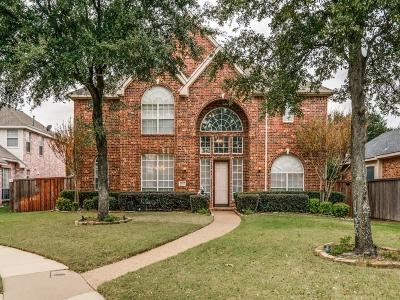 Coppell Residential Lease For Lease: 307 Buttonwood Court