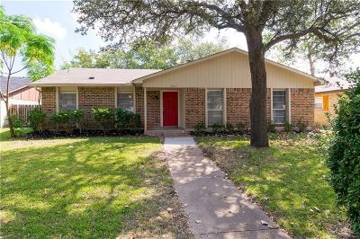 Carrollton Single Family Home For Sale: 3017 Lockwood Circle