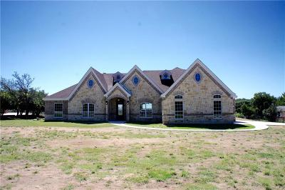 Brownwood Single Family Home For Sale: 18 Spring Hollow