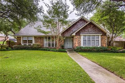 Single Family Home For Sale: 9014 Fairglen Drive