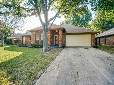 Grapevine Single Family Home For Sale: 1658 Hyland Greens Drive